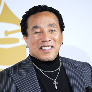 Smokey Robinson in The 52nd GRAMMY Nominations Concert Live! - Press Room