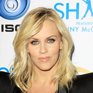 Jenny McCarthy in Oxygen TV and Ubisoft Celebrate 'Your Shape'