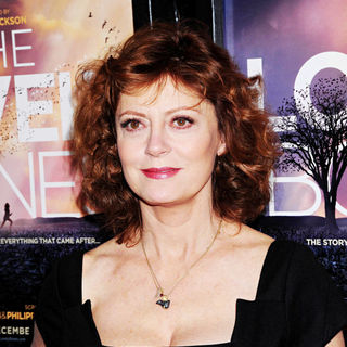 Susan Sarandon in Special screening of 'The Lovely Bones'