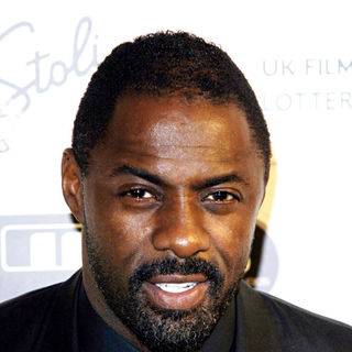 Idris Elba in The British Independent Film awards