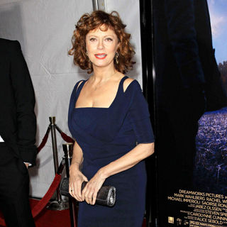 Susan Sarandon in The Hollywood premiere of 'The Lovely Bones' - Arrivals