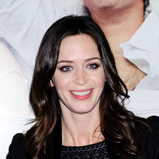 Emily Blunt in the New York premiere of 'It's Complicated'