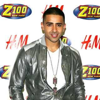 Jay Sean in Z100's Jingle Ball 2009