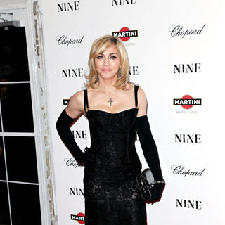 New York premiere of 'Nine' sponsored by Chopard