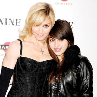 Madonna, Lourdes Leon in New York premiere of 'Nine' sponsored by Chopard