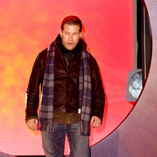 Stephen Baldwin - Celebrity Big Brother 7 launch night at Elstree Studios
