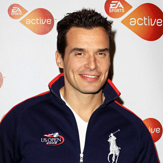 Antonio Sabato Jr. in Active for Life Event and Auction to Benefit The March of Dimes