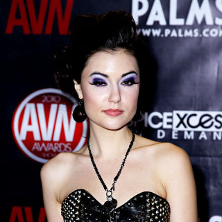 Sasha Grey in The 2010 AVN Awards