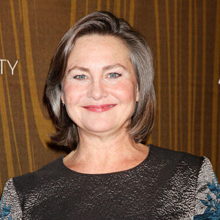 Cherry Jones in Fox Winter 2010 All-Star Party