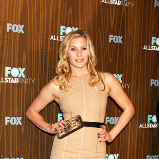 Katee Sackhoff in Fox Winter 2010 All-Star Party