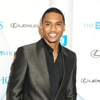 Trey Songz in The 2010 BET Honors sponsored by Lexus - wenn2714117