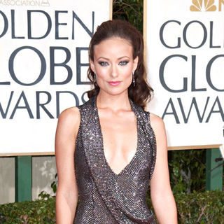Olivia Wilde in 67th Golden Globe Awards - Arrivals