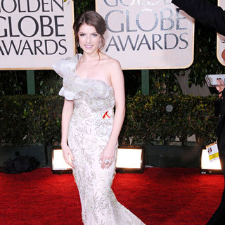 Anna Kendrick in 67th Golden Globe Awards - Arrivals