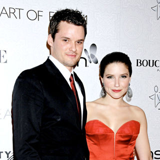 Austin Nichols, Sophia Bush in The 3rd Annual Art of Elysium Gala - Arrivals