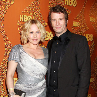 Patricia Arquette, Thomas Jane in 67th Annual Golden Globe Awards 2010 Official HBO After Party