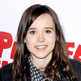 Ellen Page in The Opening Night of The 'Pee-Wee Herman Show'