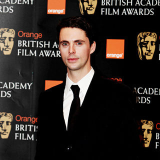 Matthew Goode in Matthew Goode Announce The Nominations For The Orange British Academy Film Awards 2010