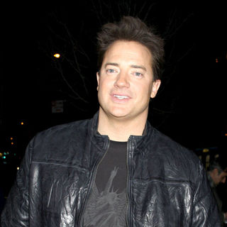 Brendan Fraser in Premiere of 'Extraordinary Measures' - wenn2718854