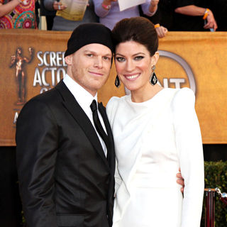 Michael C. Hall, Jennifer Carpenter in 16th Annual Screen Actors Guild Awards - Arrivals