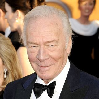 Christopher Plummer in 16th Annual Screen Actors Guild Awards - Arrivals