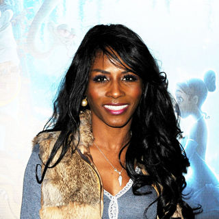 Sinitta in The Princess and the Frog tea party to celebrate the release of the new Disney animated film