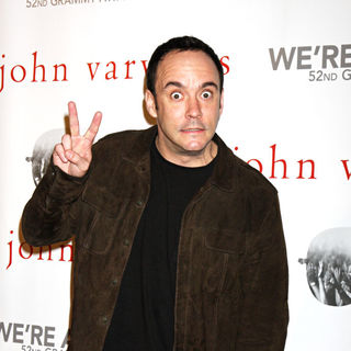 Dave Matthews, Dave Matthews Band in John Varvatos' 52nd Annual Grammy Awards 'We're All Fans' party - Arrivals