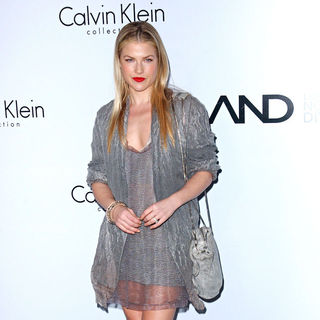 Ali Larter in Calvin Klein Collection & Los Angeles Nomadic Division (LAND) 1st Annual Celebration
