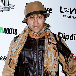 Taboo, Black Eyed Peas in 1st Annual Data Awards - Arrivals