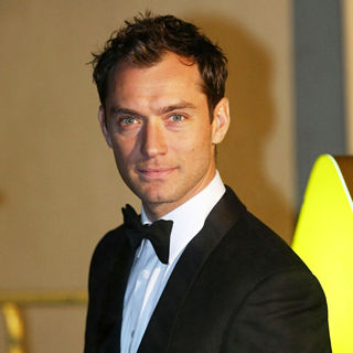 Jude Law in Martini's All that glam charity event