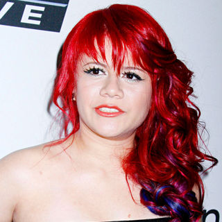 Allison Iraheta in 2010 Annual Clive Davis Pre-Grammy Party - arrivals