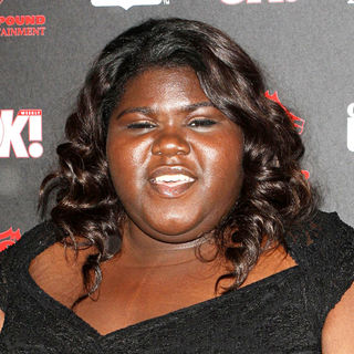 Gabourey Sidibe in 3rd Annual Midnight GRAMMY Brunch hosted by Ne-Yo