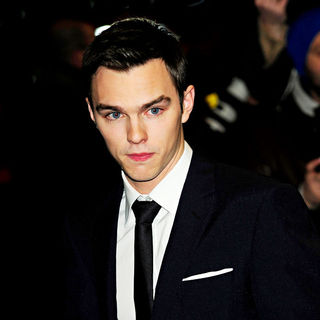 Nicholas Hoult in Single Man - UK film premiere