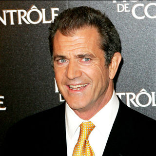 Mel Gibson in The 'Edge of Darkness' Premiere