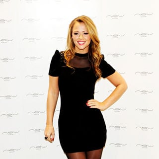 Kimberley Walsh, Girls Aloud in New Look - Opening Photocall