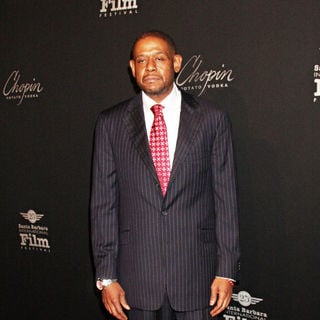 Forest Whitaker in 25th Santa Barbara International Film Festival American Riviera Award to Sandra Bullock