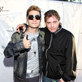 Corey Feldman, Corey Haim in Game Day 2010