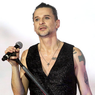 Dave Gahan, Depeche Mode in Depeche Mode Performing Live at The Olympiski Theatre