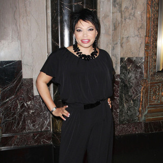 Tisha Campbell - Opening Night of The 'Colour Purple'