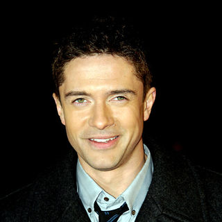 Topher Grace in UK film premiere of 'Valentine's Day' - Arrivals