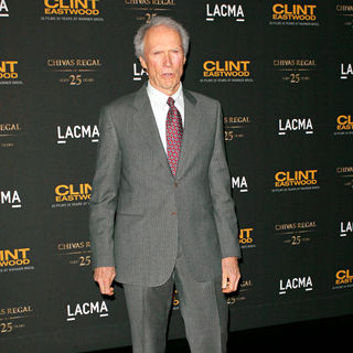 Clint Eastwood in LACMA and Warner Bros Present An Evening with Clint Eastwood