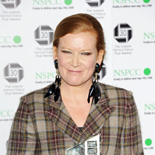 Andrea Arnold in The London Critics' Circle Film Awards - Press Room