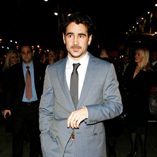 Colin Farrell in 2010 Jameson Dublin International Film Festival - Premiere of 'Ondine'