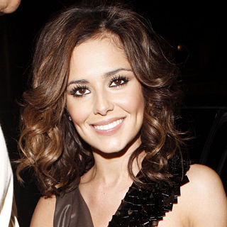 Cheryl Cole, Girls Aloud in Cheryl Cole arriving at Katsuya restaurant