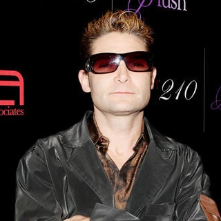 Corey Feldman in Bar210 and plush Celebrate Grand Opening