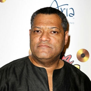 Laurence Fishburne in The Blue Carpet World Premiere of 'Viva ELVIS' - wenn2747173
