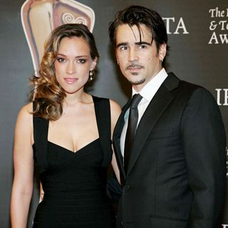 Alicja Bachleda, Colin Farrell in Irish Film and Television Awards 2010 (IFTAs) - Arrivals