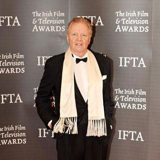 Jon Voight in Irish Film and Television Awards 2010 (IFTAs) - Arrivals