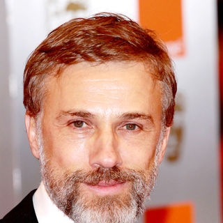 Christoph Waltz in The Orange British Academy Film Awards (BAFTA Awards) - Arrivals