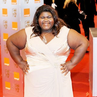 Gabourey Sidibe in The Orange British Academy Film Awards (BAFTA Awards) - Arrivals