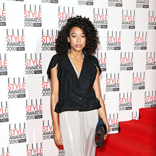 Corinne Bailey Rae in The ELLE Style Awards 2010 - Arrivals